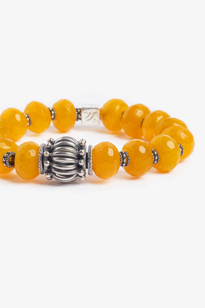 Yellow Fire Bracelet