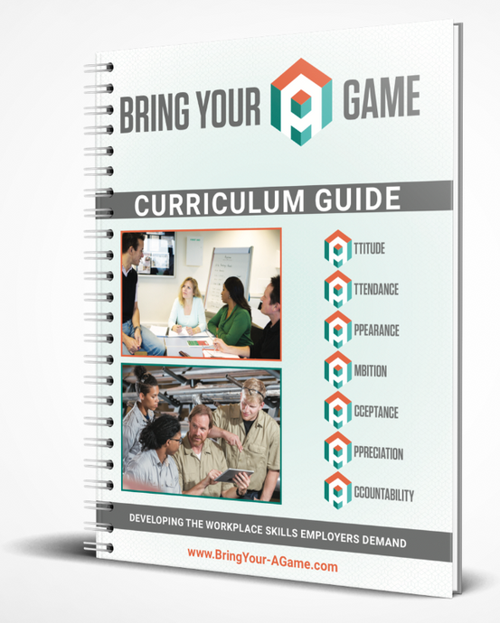 Bring Your 'A' Game Curriculum Guide