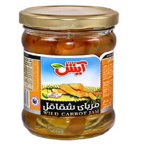 Ayesh Wild Carrot Jam - مربای شقاقل