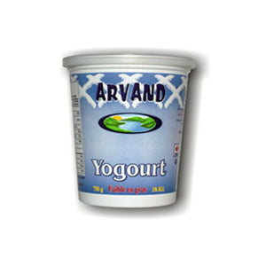 Arvand Plain 2% Yogurt (750g)