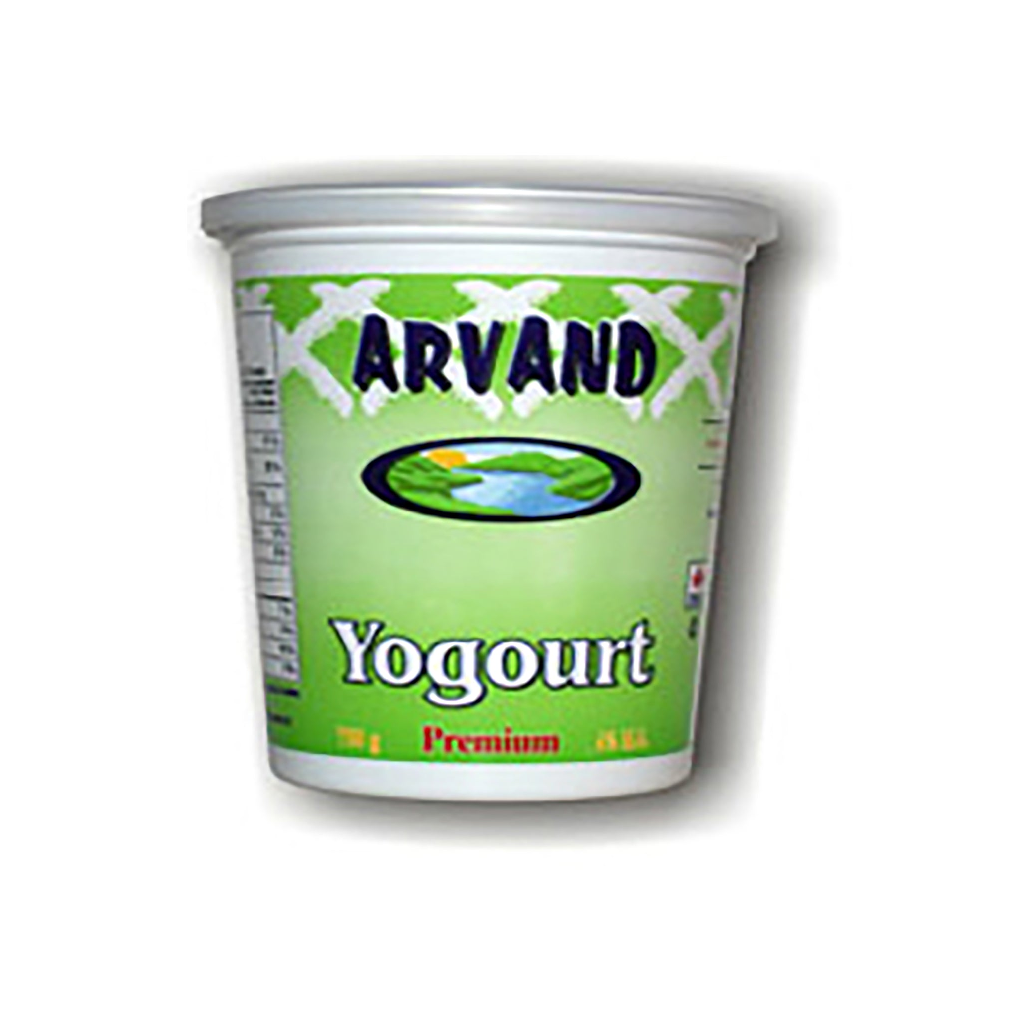 Arvand Plain 6% Yogurt (750g)