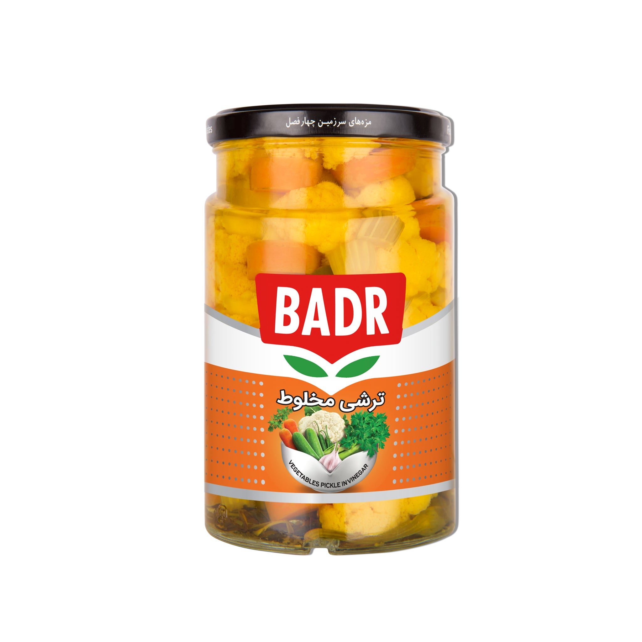 Badr Mix Vegetables - ترشی مخلوط