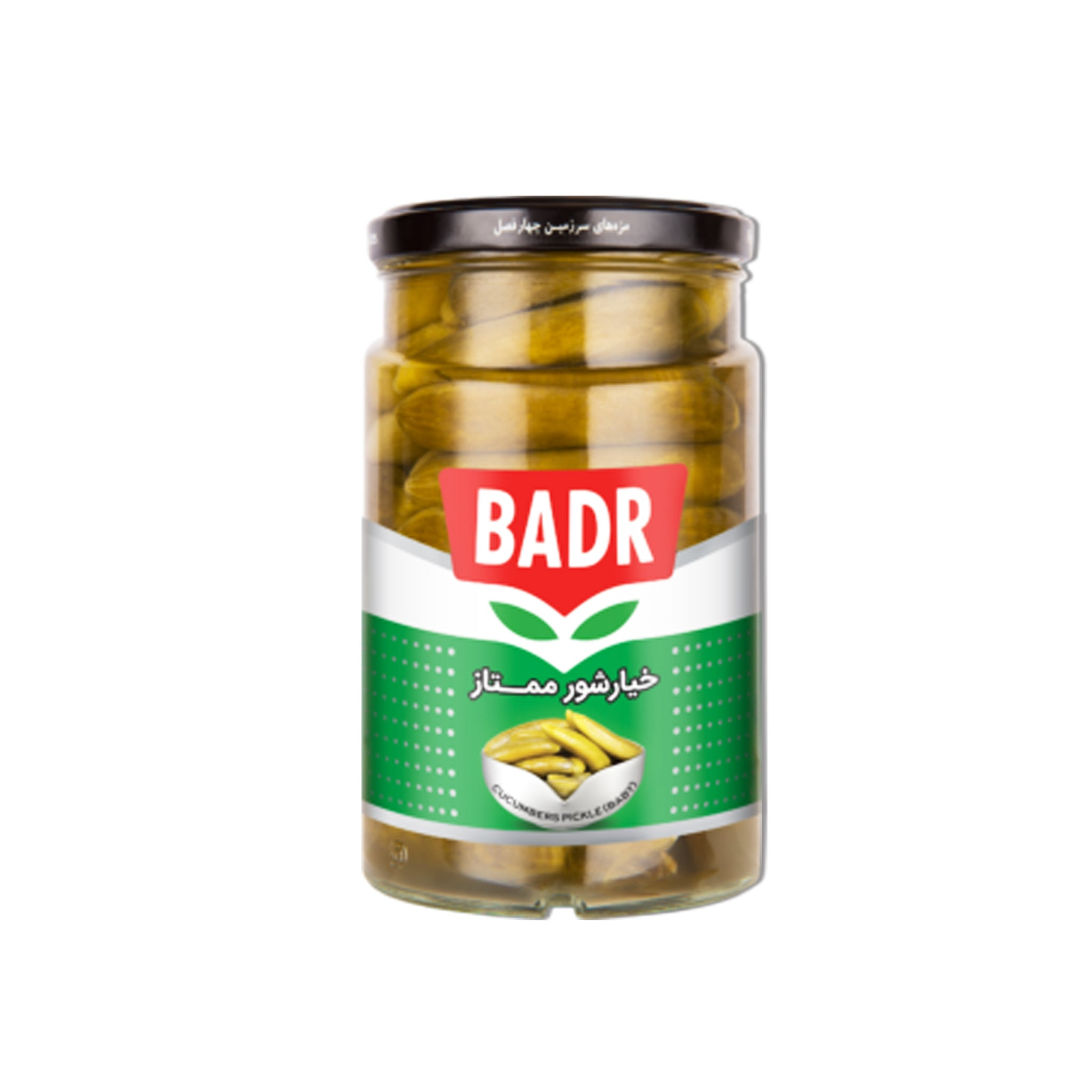 Badr Cucumber Pickle - خیارشور ممتاز