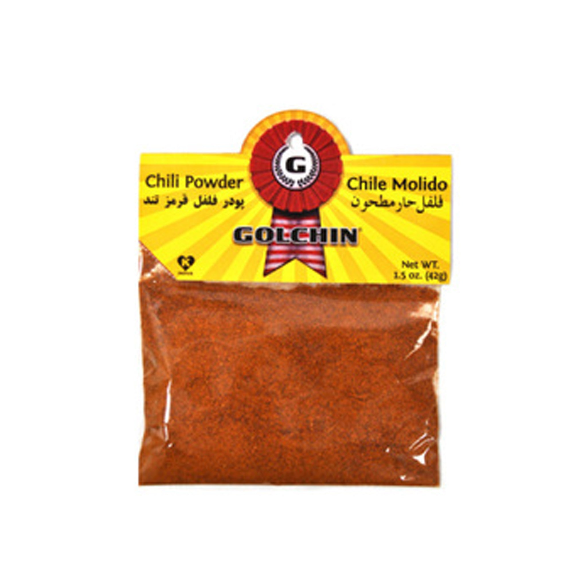 CHILI POWDER  .(پودر فلفل قرمز)