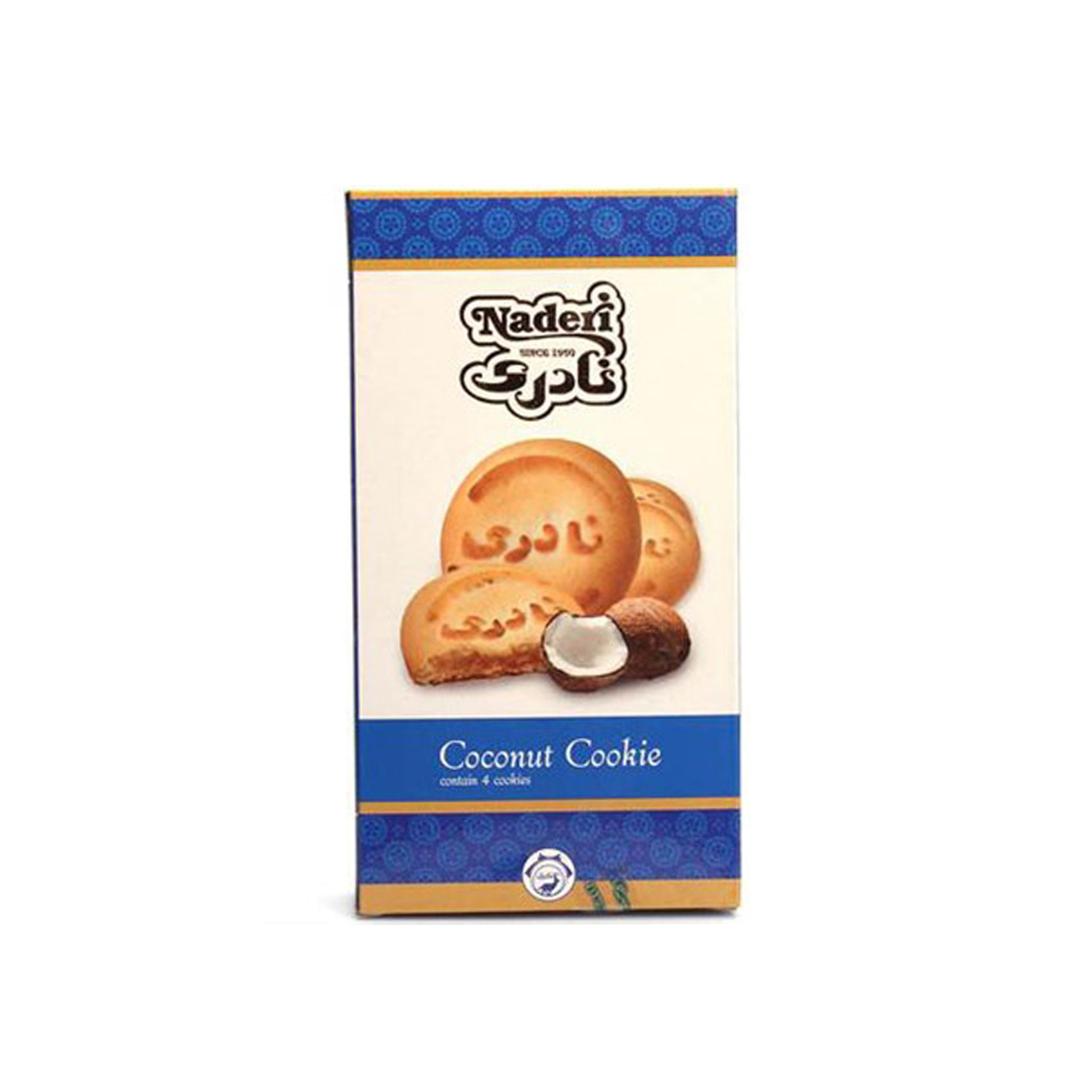 Naderi Coconut Cookie