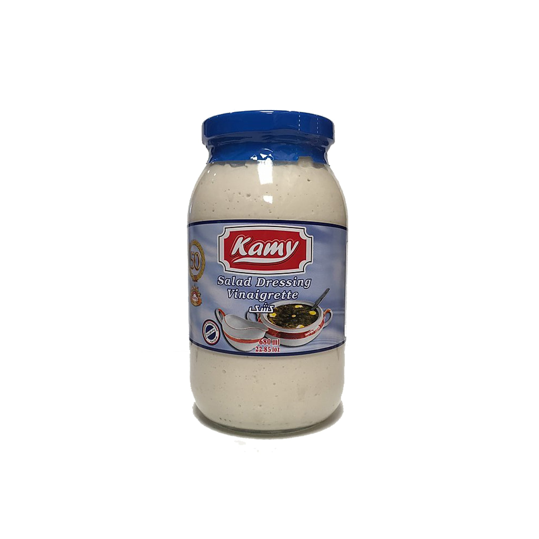 Kamy Salad Deressing 680ml (کشک کامی)