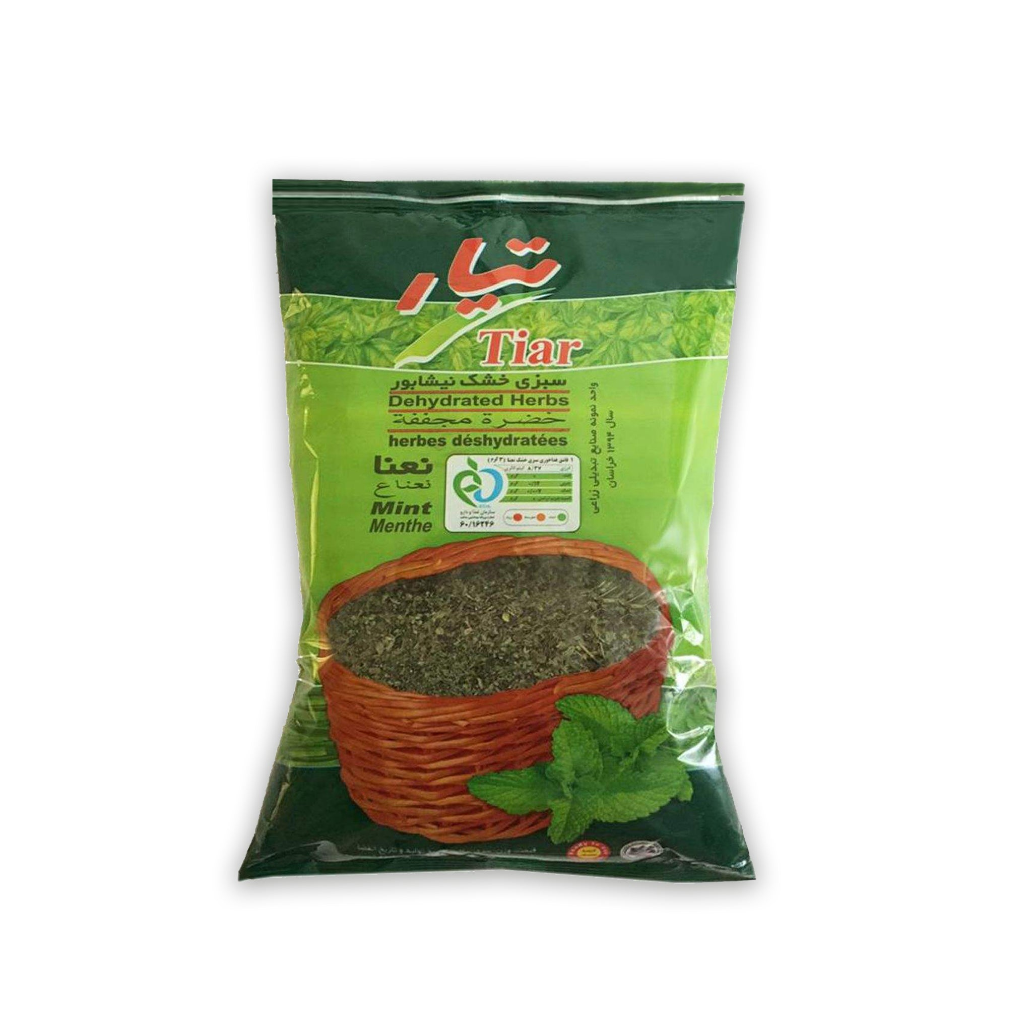 Tiar Dried Mint (نعناع خشک )