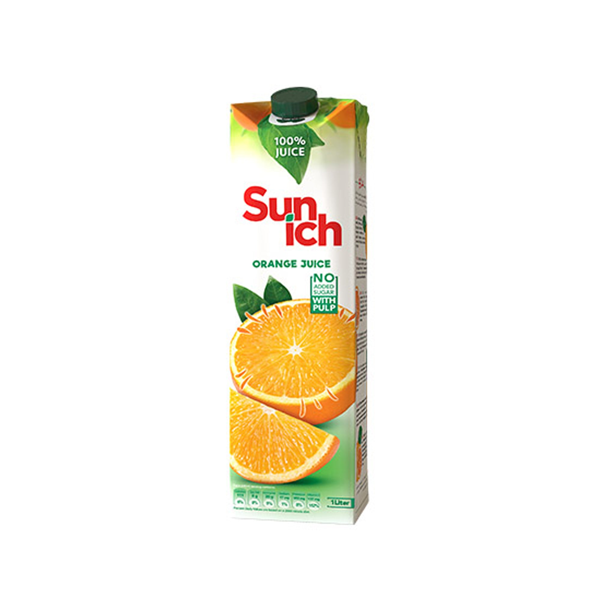 Sunich Orange Juice 1L