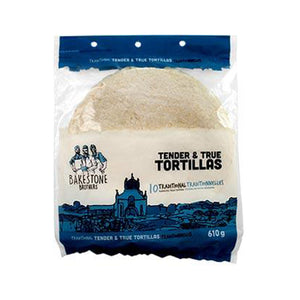 Tender & True Tortillas – Traditional  610 g