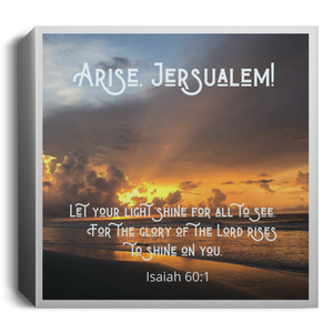 Wall Art Mini Square Canvas Arise