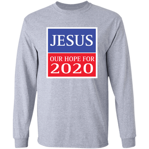 Jesus 2020 Our Hope