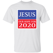 Load image into Gallery viewer, Jesus 2020 Our Hope Unisex