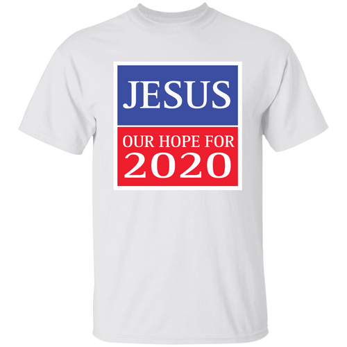 Jesus 2020 Our Hope Unisex