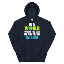 Load image into Gallery viewer, Be Kind Unisex Hoodie