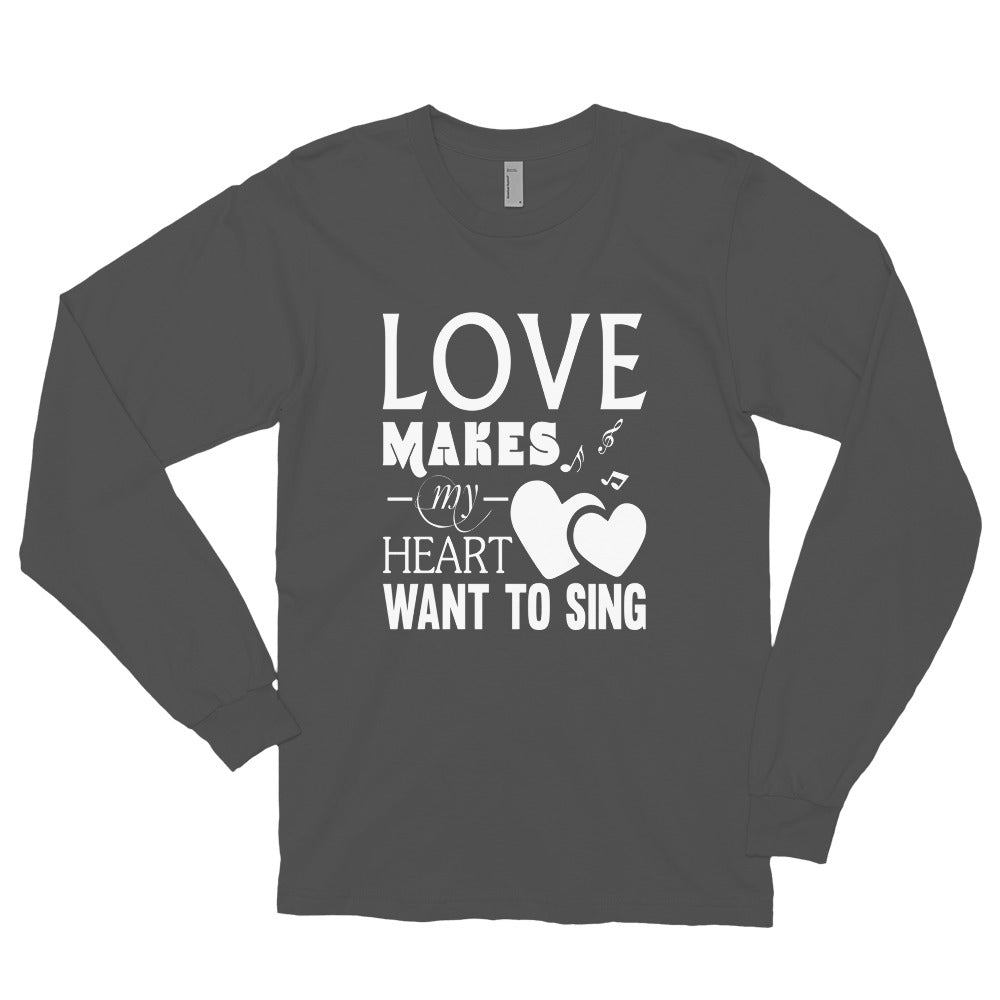 Love Makes Me Sing
