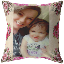 Load image into Gallery viewer, Mother Daughter tee launch peonies