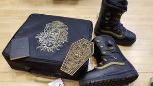 The new LTD Vans Jamie Lynn Boot is here!