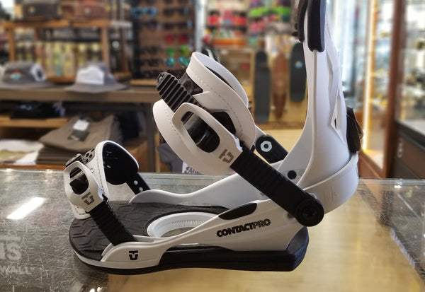 2020 Union Bindings Contact Pro White