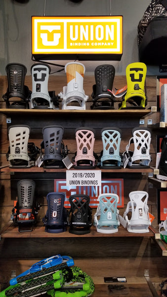 2020 Union Bindings