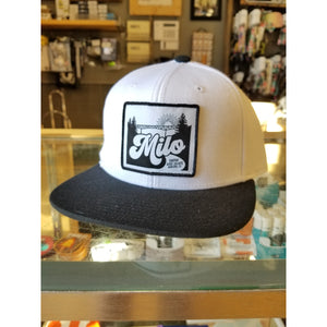 Milo Bridge Patch Snapback
