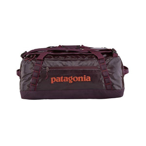 Patagonia 55L Black Hole Duffel Bag Deep Plum