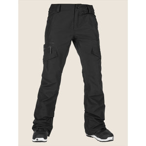 Volcom Womens Aston Gore Tex Snow Pants Black