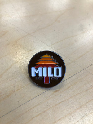 Milo Tree Lapel Pin