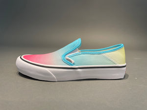 Vans Slip-On SF Ombre (Multi/True White)