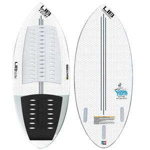 Lib Tech Air n Skim surfer