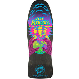 Santa Cruz Jeff Kendal Re issue Skateboard