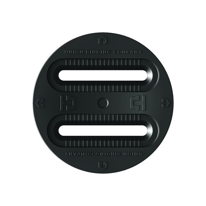 Union Binding 3 Hole Adapter Disc