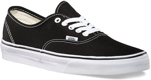 Vans Authentic (Black / White)