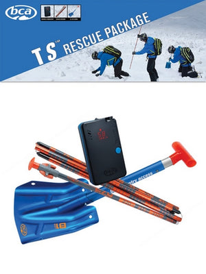 BCA T S Avalanche Rescue Package