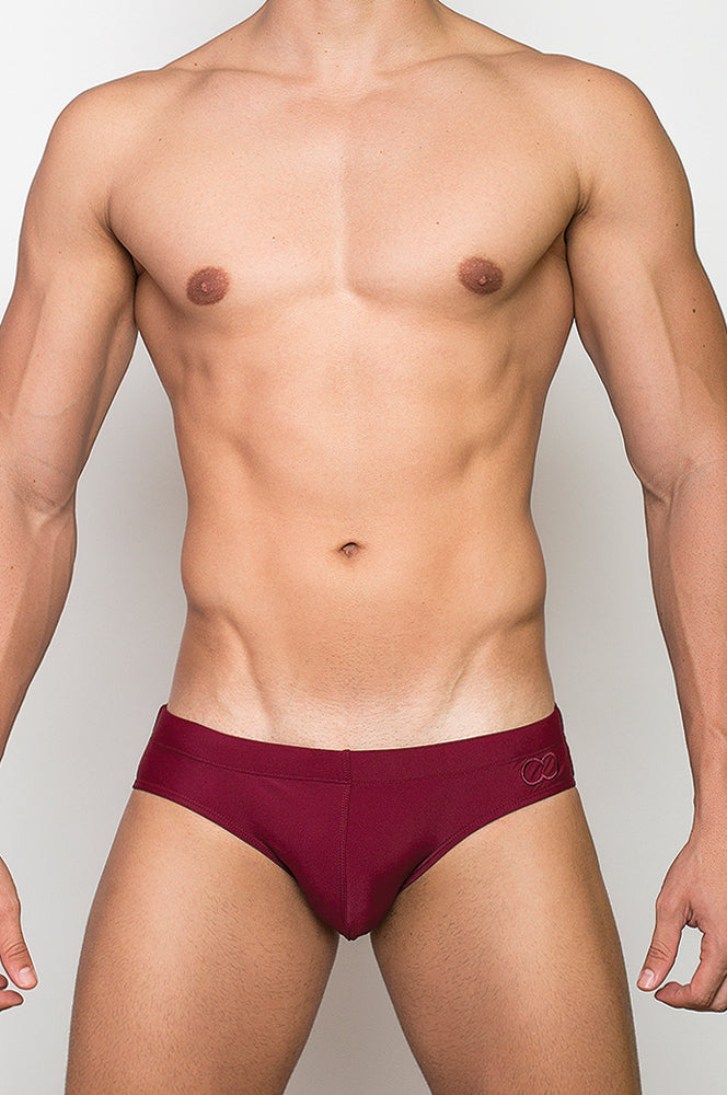 Image of V10 Core Swimwear - Cabernet