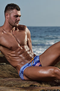 V10 Print Swimwear - Sunset - 2EROS