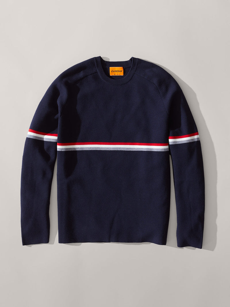 Downhill in Navy