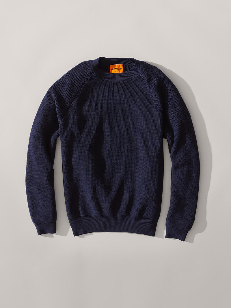 Lupetto in Navy