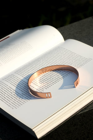 Vesta Neck Cuff /\ Rose Gold