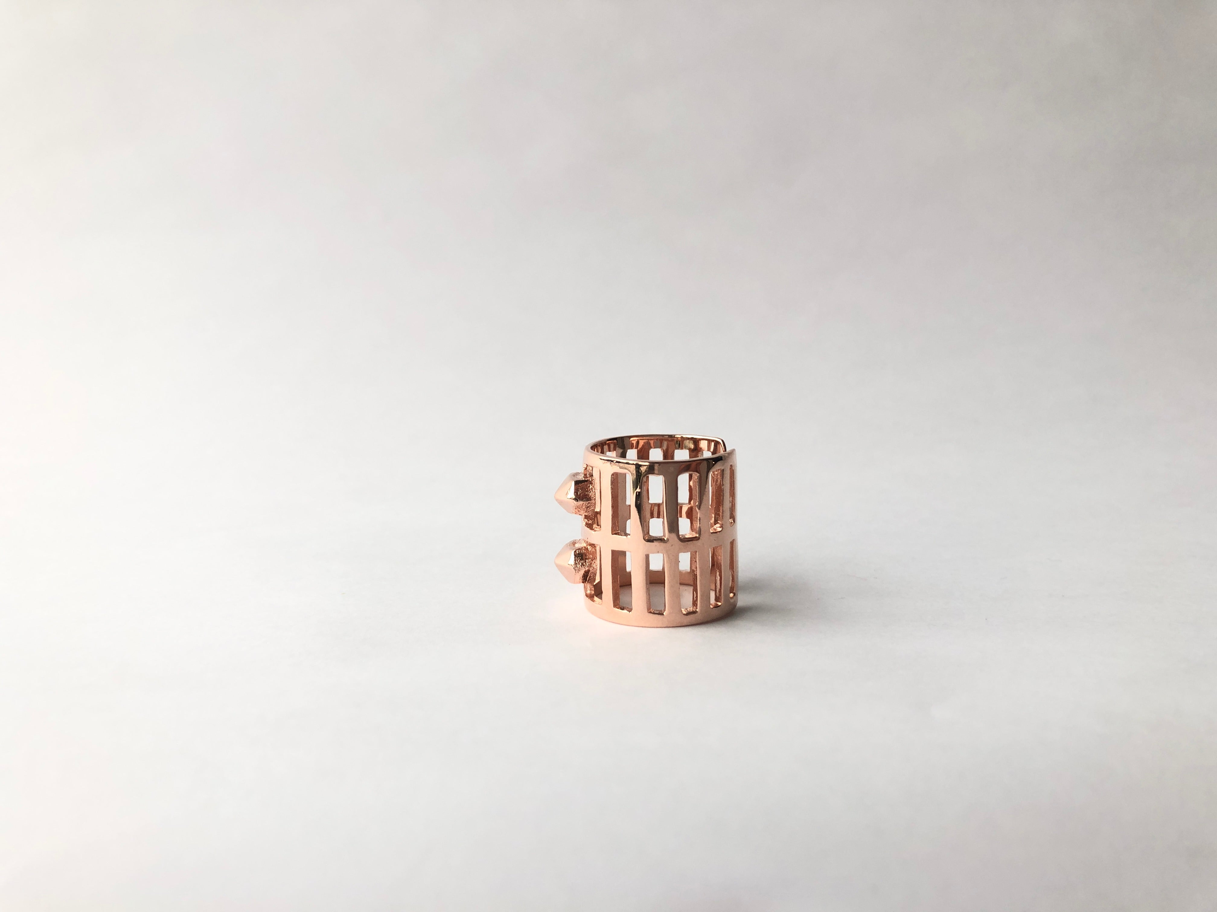 Shiloh Ring /\ Rose Gold
