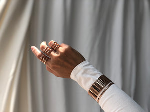 Ariel Ring /\ Rose Gold