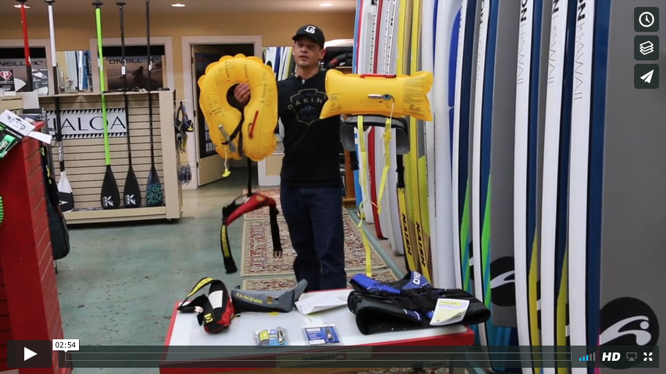 Which Life Jacket is Best for Paddle Boarding?