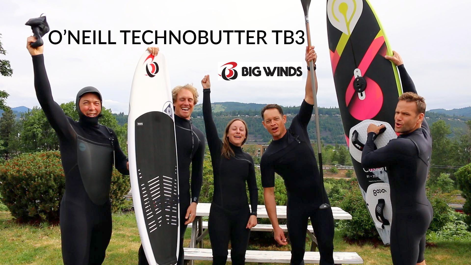 O'Neill Wetsuits Technobutter 3