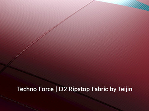 North Kiteboarding teijin techno force kite fabric