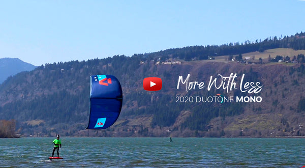 2020 Duotone Mono Kite Review