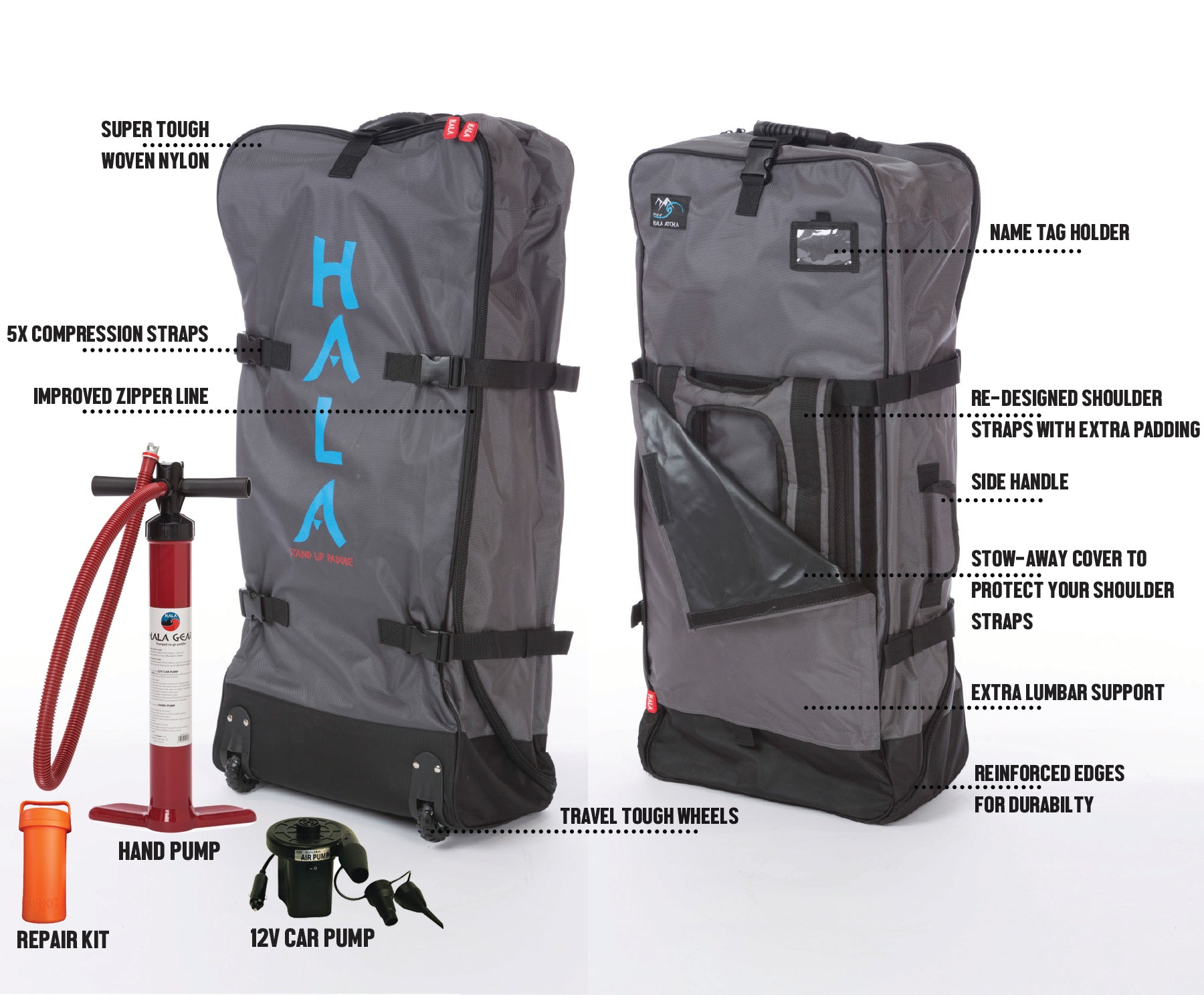HALA SUP PACKAGE