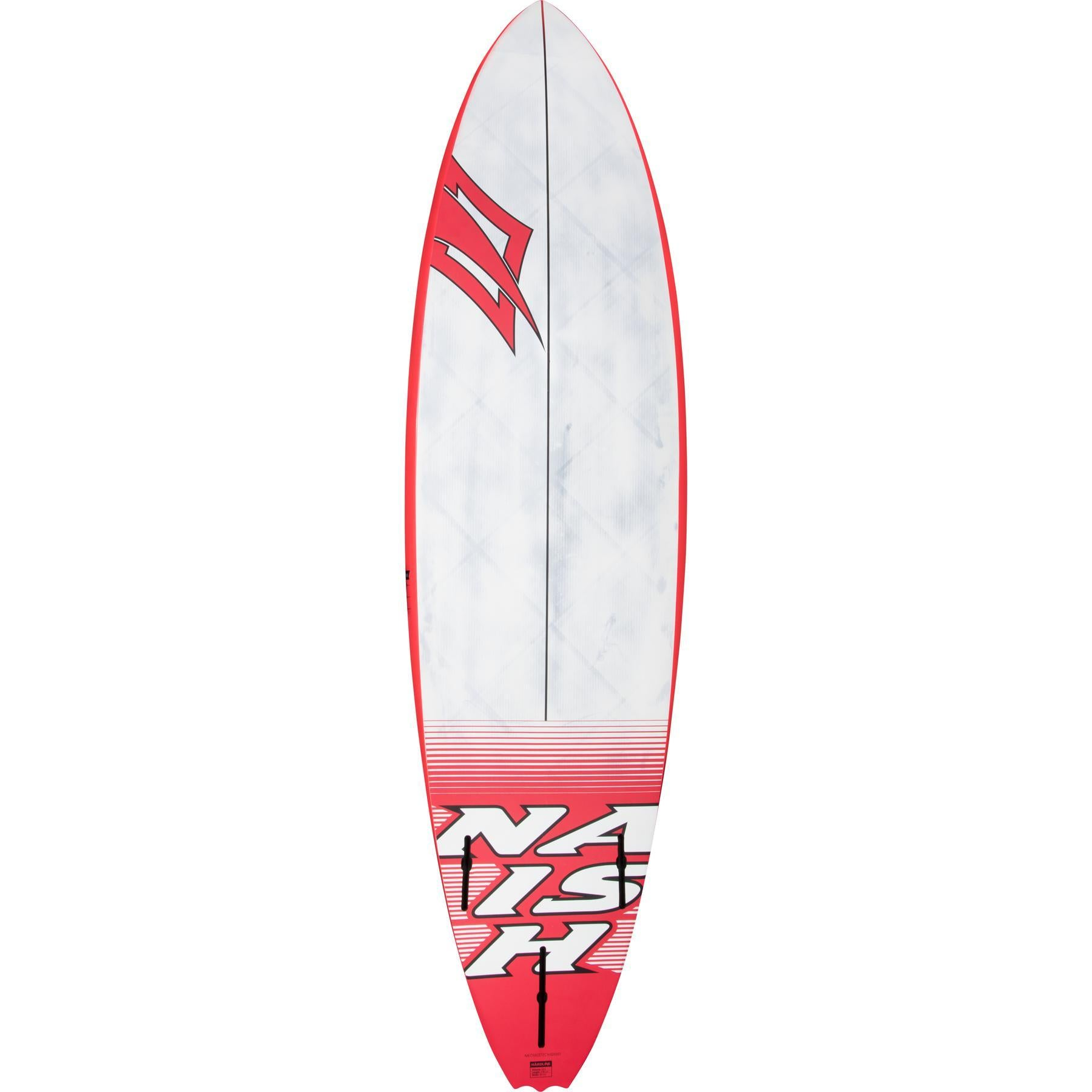2017 Naish Hardline Carbon Pro Windsurf Board-Big Winds