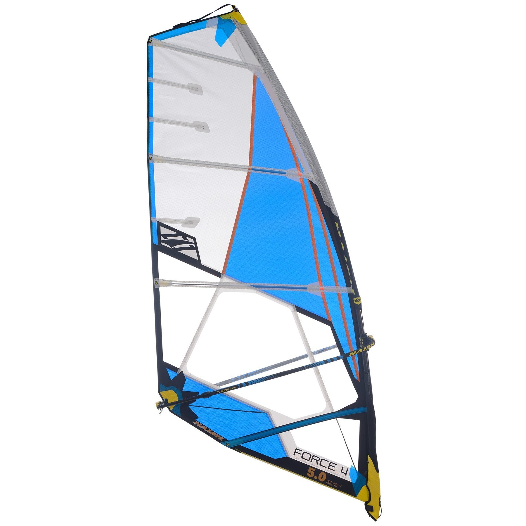 2018 Naish Force IV Windsurfing Sail-Big Winds