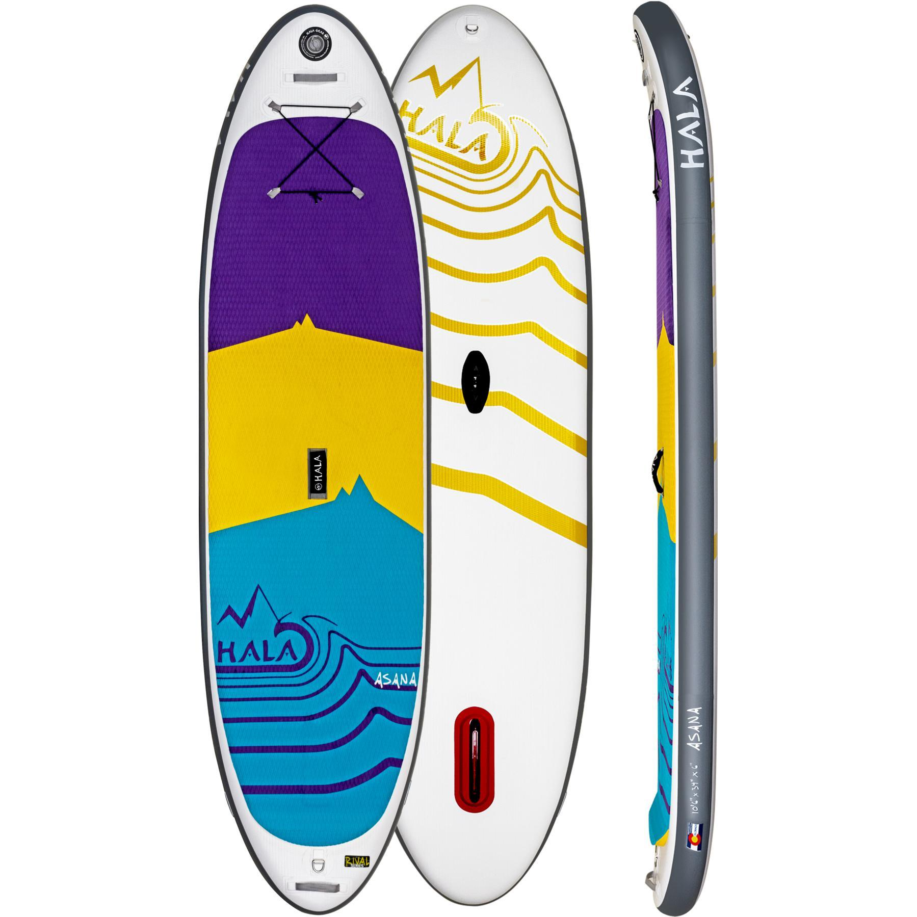 2019 HALA Asana Inflatable Paddle Board-Big Winds