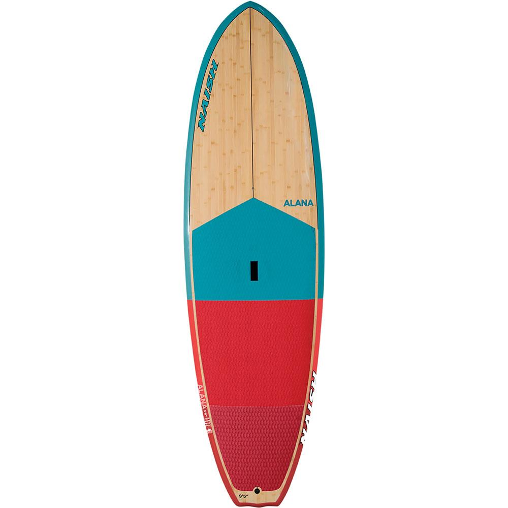 2019 Naish Alana GTW Surf SUP Board-Big Winds