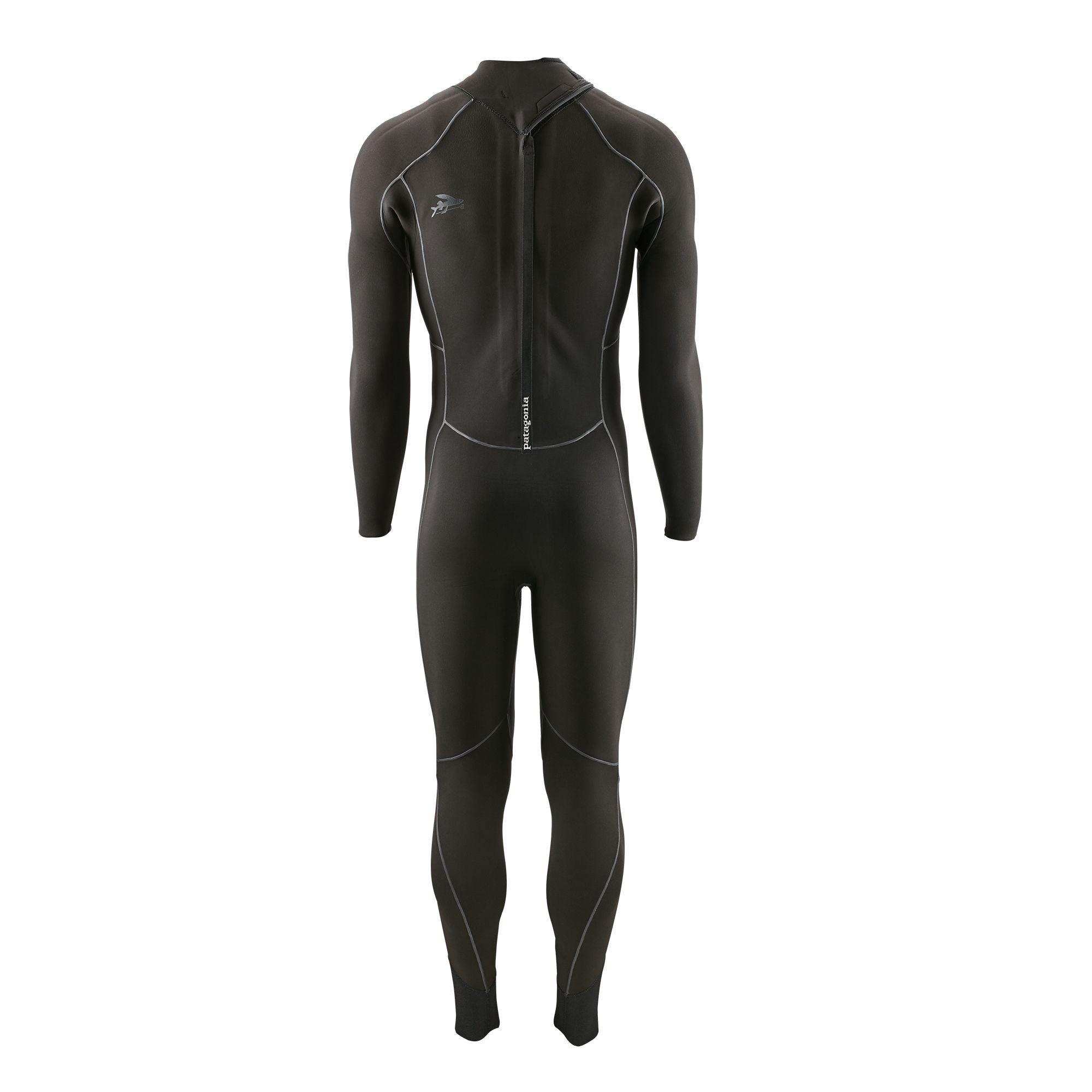 2019 Patagonia Men's R2® Yulex® Back-Zip Full Wetsuit-Big Winds